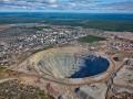 世界最值钱矿坑 值千亿可吸入直升机 (1)