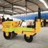 邵东县驾驶型震动压土机小型回填土压路机视频