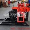 巨匠可移机液压水井钻机HZ130YY型百米岩心钻机工程钻探机