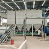 龙泰反击式破碎机除尘器采用的是沉降分离原理