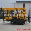 供应可以上路的履带液压岩心钻机XYD-130 勘探打井设备