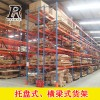 重型仓储货架2吨3吨货架堆放货物存储横梁式货架托盘式货架