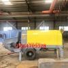 二次构造柱泵卧式泵新款 大型小型地泵混凝土输送泵