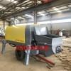 新型二次构造柱泵 混凝土输送泵 大骨料砂细石砂浆浇筑灌浆泵