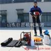 厂家直销bxz-1背包钻芯机 轻便岩芯钻机上山勘探好帮手