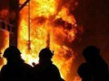 山东煤矿起火被困11人接近着火点 已运8吨冰块救援 (1)