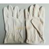 帆布点塑手套,防滑帆布手套,胶点帆布手套