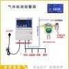 冷冻机组冷媒泄漏在线监测报警器